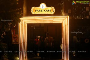 Farzi Café Saturday Night with Rohit Barker