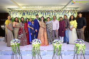 Superstar Krishna Nephew Siva Wedding Reception