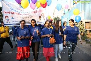 LVPEI Children's Eye Care Awareness Walk 2019