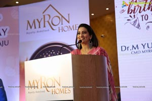 Myron Homes 3rd Anniversary Celebration