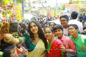 Sri Kanchi Alankar Silks at Saroornagar
