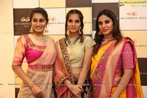 Sri Krishna Silks Exclusive Weaves Curtain Raiser