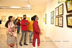 Innovations - Exhibition Of Paintings & Sculptures