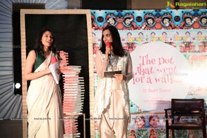 The Dot That Went For a Walk Book Launch