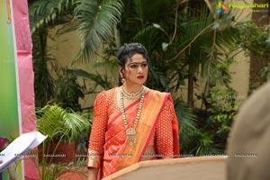 Agnisakshi Telugu Serial On Location