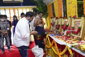 Bhaari Thaaraganam Movie Opening