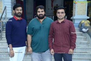 Starring Kalyaan Dhev, SRT Entertainments production No 6
