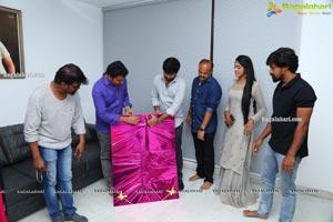 Natana Suthradhaari Movie Poster Launch