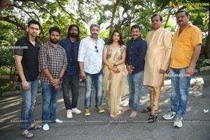 Prathyardhi Movie Launch Event