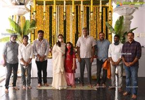 Sarkaaru Vaari Paata Movie Launch