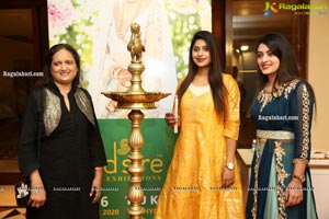 D'sire Exhibitions November 2020 Kicks Off at Taj Krishna