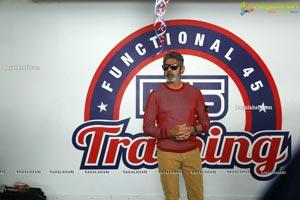 Jagapathi Babu Launches Functional 45 Gym