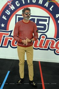 Jagapathi Babu Launches Functional 45 Gym