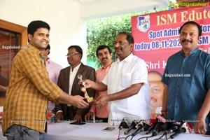 ISM Edutech Felicitates Covid Warriors
