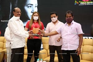 Jwala Gutta Academy Of Excellence Launch