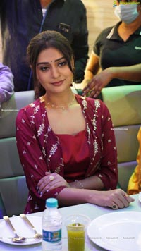 Pista House Launch by Payal Rajput at Moosarambagh