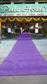Pista House Launch by Payal Rajput at Moosarambagh