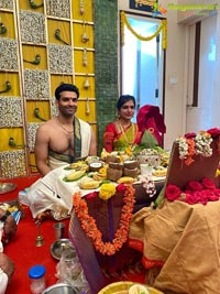 Sirivennela Seetharama Sastry's Son, Raja Chembolu Wedding