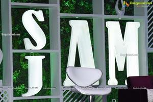 Sam Jam Celebrity Talk Show Press Meet