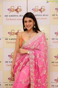 Sri Krishna Silks Special Wedding Collection Launch