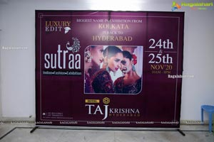 Sutraa Grand Curtain Raiser November 2020