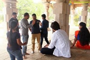 Balamitra Movie Working Stills