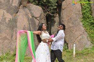 Bazar Rowdy Movie Working Stills