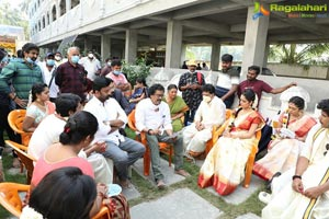 Kothi Kommachi Movie On The Sets