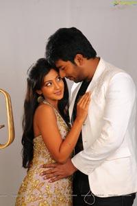 Aindrita Ray Love in Hyderabad