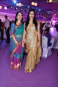 Vishnu Shweta Wedding Reception