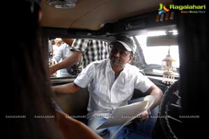 Thuppakki Murugadoss Working Stills