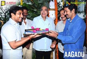 Aagadu Muhurat Photos