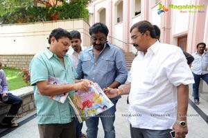 Ramayya Vasthavayya Pre-Release Press Meet