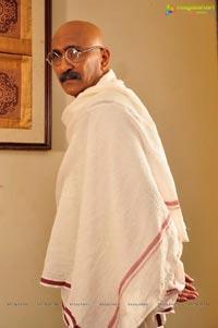 Telugu Cinema Gandhi Movie Stills