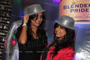 Blenders Pride Fashion Tour Style Party