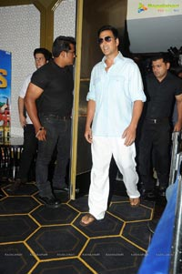Akshay Kumar Boss Promotion in Hyderabad