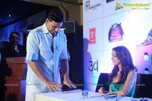 Akshay Kumar Boss Promotion in Hyderabad