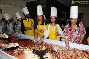 Cake Mixing Festival
