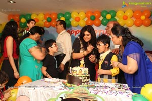 Ishan Birthday function Oct 8th