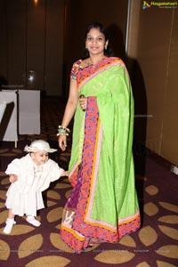 Sharda Bai Bansal's Granddaughter Manvi's Cradle Ceremony