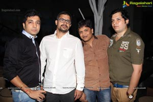 Sunny Anand Birthday at Lost Scociety