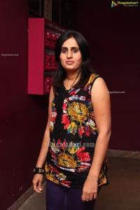 Heroine Sanjana in Kismet Pub