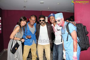 Halloween Party in India