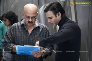 Krrish 3 Working Stills