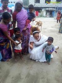 Ramya Sri Donation
