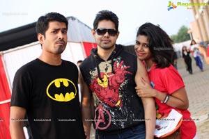 Hyderabad Comic Icon 2014