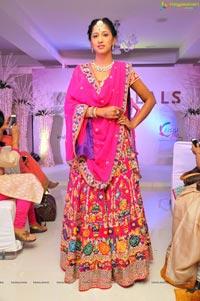 Kirtilals Fashion Show