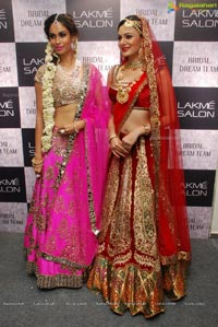 Lakme Bridal Dream Team