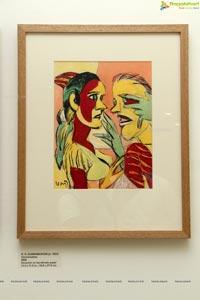 Ramaniyam 2014 Art Exhibition