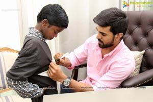 HIV Positive Child